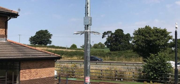 We Have A New Toy…Rapid Deployment CCTV Towers