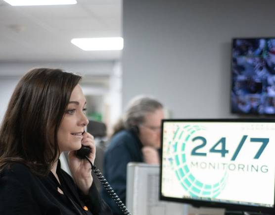 NSI Gold-Accredited Onsite Monitoring Centre