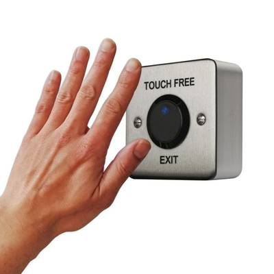 Touch free access control
