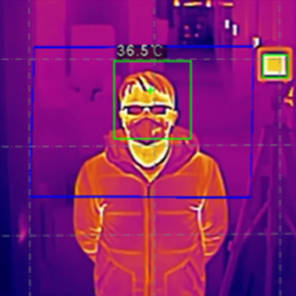 Introducing the Thermal Body Temperature System, from Crime Prevention Services